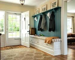 Entry Foyer Coat Rack Bench Foyer Coat Rack Ideas Trgn 100a100bf100 8