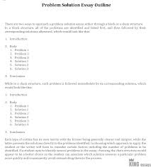 Simple 5 Paragraph Essay Examples Problem Solution Essay With Examples And Pro Writing Help