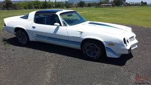 Camaro Z28 1980 350 Auto T Tops NOW With 6 Months QLD Rego in ...