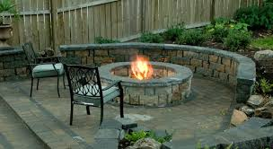 patio designs with fire pit and hot tub. Decorating Contemporary Outdoor Patio Ideas With Fire Pit Bricks Designs And Hot Tub