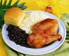 pollo tropical rice black beans and en so glad they re here in ga i love this place