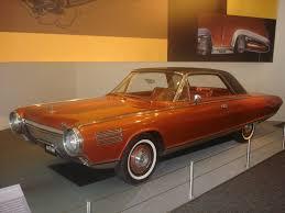 chrysler 0k retro 64 crystal nature car