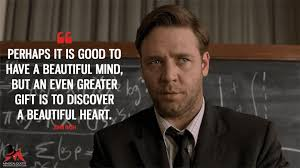 The Beautiful Mind Quotes Best Of A Beautiful Mind Quotes MagicalQuote
