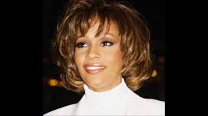 Whitney Houston Hairstyles Whitney Houston Rip How Great Thou Art Youtube
