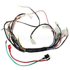 110cc atv main wire harness atv 110cc 125cc taotao quad 4 wheeler
