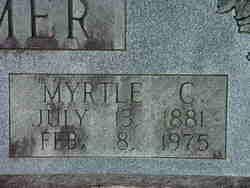 Myrtle Craig Palmer (1881-1975) - Find A Grave Memorial