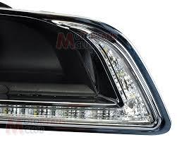 HOT LED Daytime Running Light For Chevy Chevrolet Malibu Fog Lamp ...