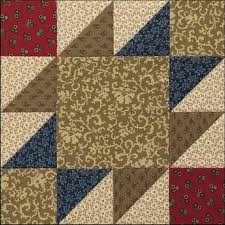 Civil War Quilts: Westering Women Block 2 Indian Territory ... & Civil War Quilts: Westering Women Block 2 Indian Territory Adamdwight.com