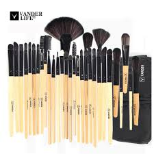 stock clearance makeup brushes professional cosmetic make up brush set the best quality foundation beauty tool makeup brush set natural makeup from