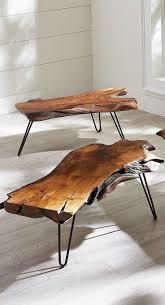 ... Coffee Table, Outstanding Teak Rectangle Rustic Iron Leg Wood Coffee  Table Designs: Marvelous Wood ...