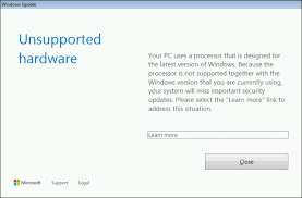 What It Means When Microsoft Stops Supporting Your Version
