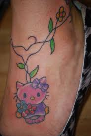 vine flowers tattoos on foot for s tattoo ideas