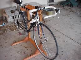 road bike stands