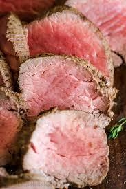 Roasted beef tenderloin recipe overview. Roasted Beef Tenderloin Video Natashaskitchen Com