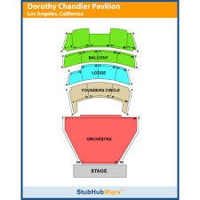 Dorothy Chandler Pavilion Events And Concerts In Los Angeles