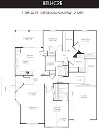 2 bedroom apartments in dc all utilities included. belhc2r floorplan - bellevue homes utilities included 2 bedroom apartments in dc all