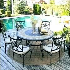 mosaic patio table small mosaic patio table patio table set best round patio table sets