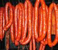 Изготовление копчёной колбасы в домашних условиях