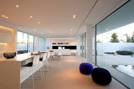 Balwyn  Open Plan LivingKitchenDining Balcony  Contemporary Contemporary Open Plan Kitchen Living Room