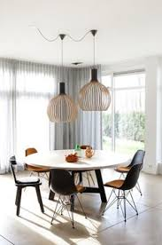 our octo 4240 pendant in a bright dutch home together with other design clics