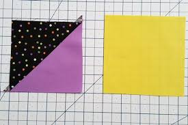 Split Quarter Square Triangles Tutorial
