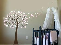 Bedroom Wall Painting Ideas Gorgeous Baby Girl Nursery Wall Painting Ideas Color Boy Decor Quotes