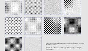 Illustrator Pattern Fill Fascinating Patterns The Graphic Mac