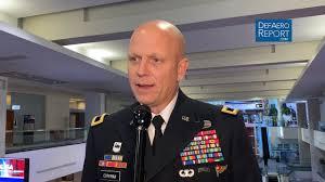 US Army's Coffman on Next-Generation Combat Vehicles, Autonomy ...