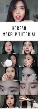 korean makeup tutorial mugeek