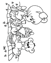 Coloring Pages Precious Moments Precious Moments Love Coloring Pages