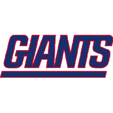 New York Giants Wordmark Logo | Sports Logo History