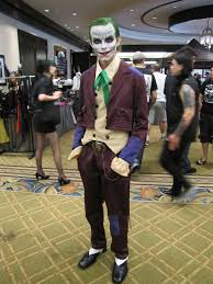 picture of arkham asylum joker costume