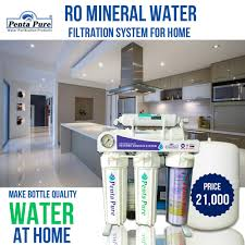 Home Water Filter System Reverse Osmosis System With Pressure Gauge Water Filter In