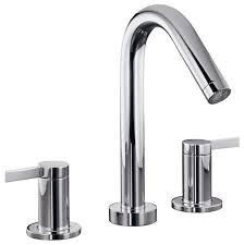 bathroom faucets widespread. Kohler Bathroom Faucets Faucet Waterfall Bath Sink Within Widespread Decor 24