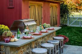 Outdoor Kitchen And Grills Outdoor Kitchens Kitchen Designs By Ken Kelly Long Island