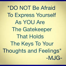 Quotes On Expressing Yourself Best Of Quotes About Expressing Yourself 24 Quotes