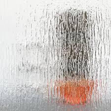 rain glass rain