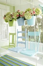 Repurpose old furniture Vintage Suitcase What Great Idea For Repurposing Old Chairs Swing Made From Old Broken Chairs The Shabby Creek Cottage Wonderful Ways To Repurpose Old Chairs The Shabby Creek Cottage