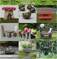 furniture fairy. Cheap Fairy Garden Furniture There Are A Couple In Here With Just The Fairies
