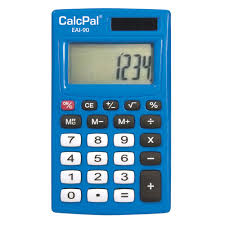 calcpal® eai basic function calculator calculators eai  calcpal® eai 90 basic 4 function calculator