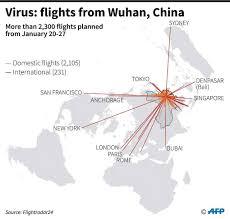 China confirms human-to-human transmission of Wuhan virus as ...