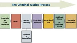 Criminal Justice Process Chart Section 3 Federal Corrections And The Criminal Justice System