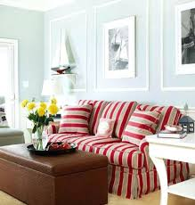 striped sofas living room furniture. Better Homes And Gardens Living Room Furniture Nautical Colors With Red Striped Sofa Sofas R