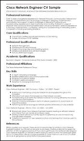 Network Administrator Resume Sample Network Engineer Sample Network
