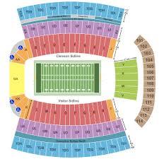 Louisville Seating Chart Football 2 Tickets Clemson Tigers Vs Louisville Cardinals Football