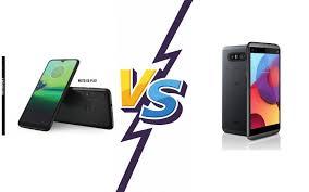 Compare Motorola Moto G8 Play vs LG Q8 ...