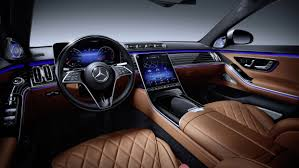A new definition of luxury. Here Is The 2021 Mercedes Benz S Class Interior