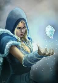 crystal maiden dota 2 by digitalsashimi on deviantart