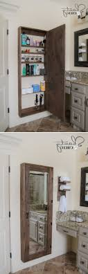 dwell bathroom ideas  bathroom  clever bathroom storage ideas diy bathroom mirrors and regarding clever bathroom storage regarding