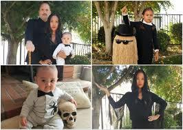 diy addams family costumes